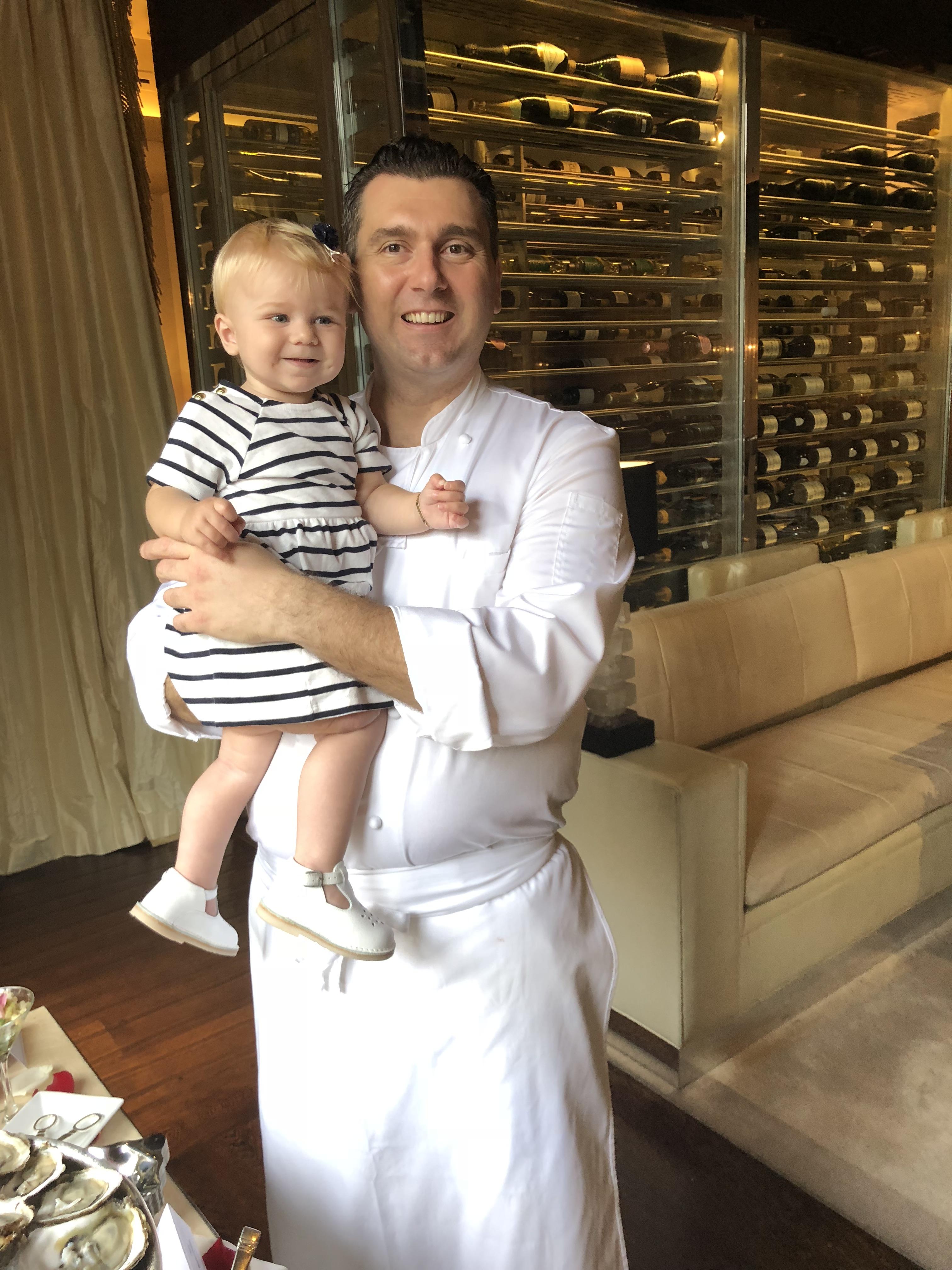 Le Chef and Valentina