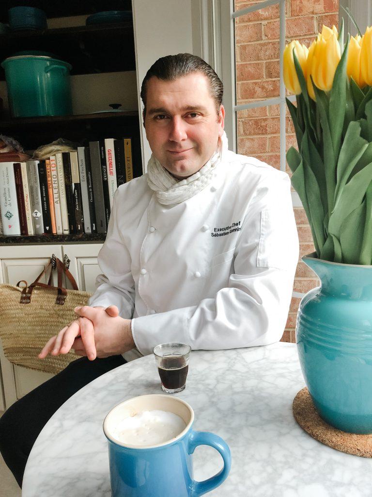 Le Chef's morning Espresso
