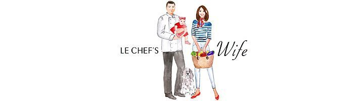 Le Chef's Wife logo