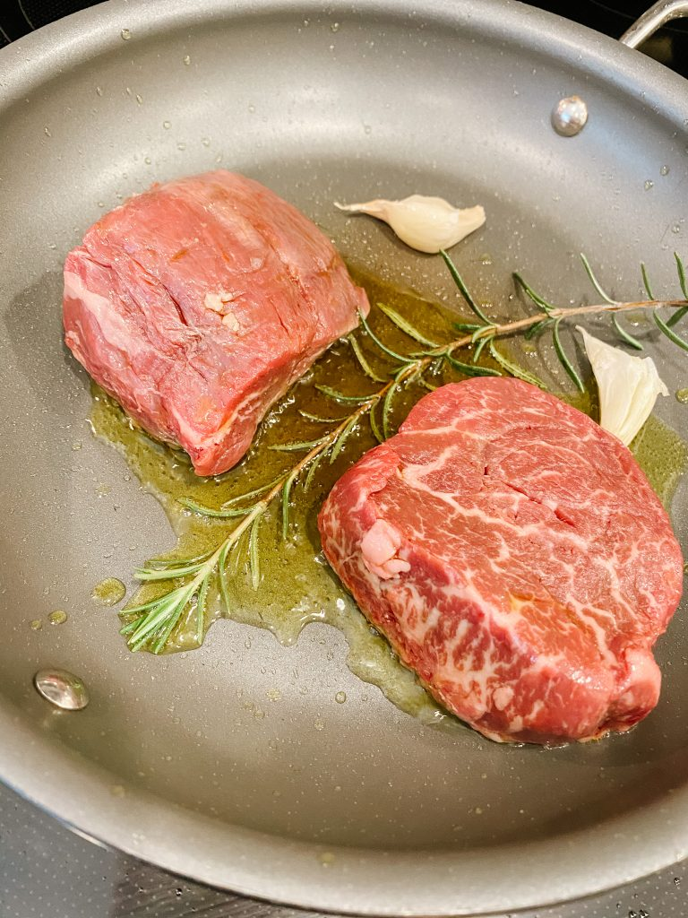 how to cook filet mignon like a Chef