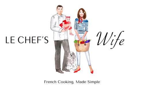 Le Chef's Wife logo