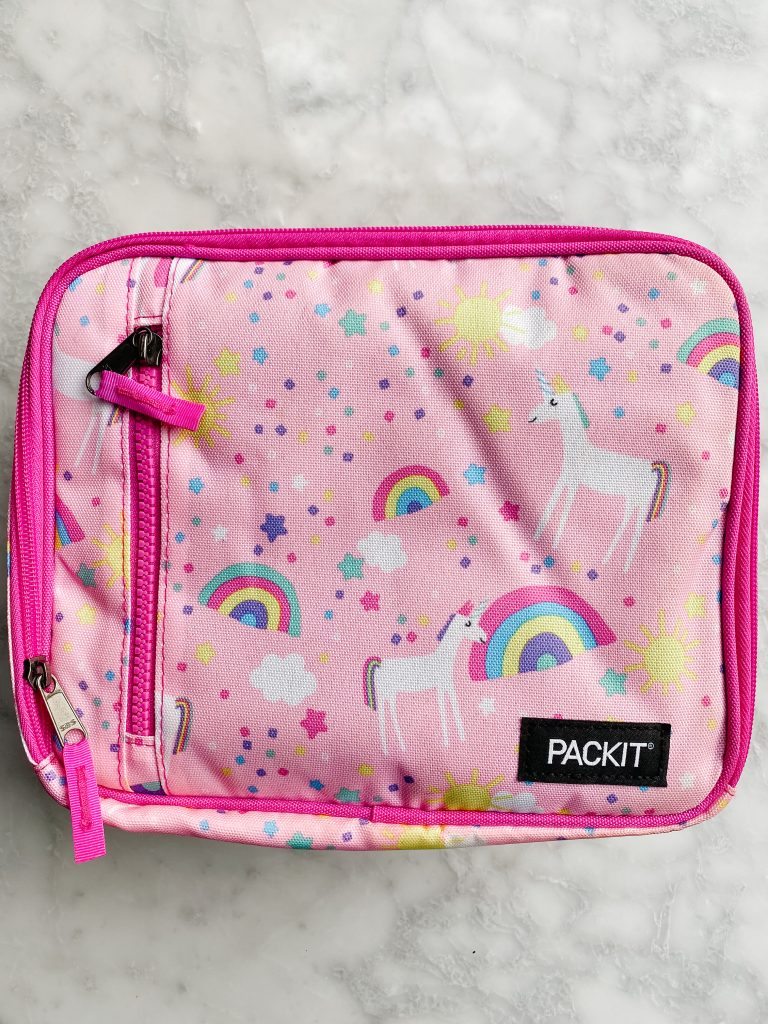 school lunch box by Packit