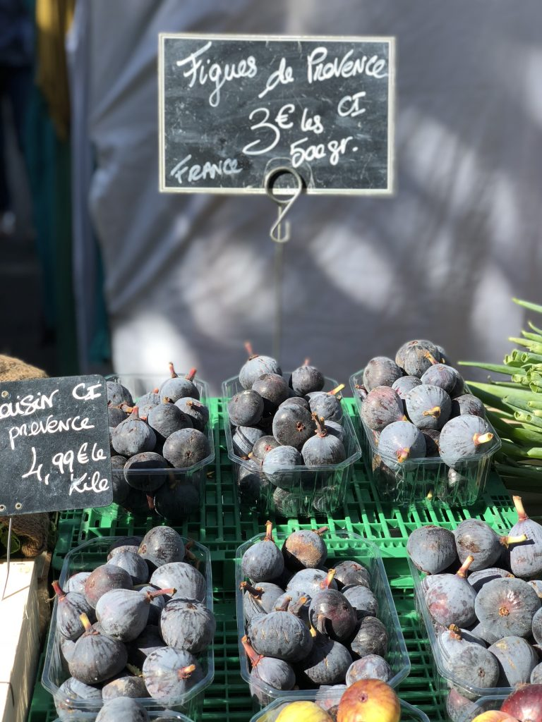 Fig festival in provence